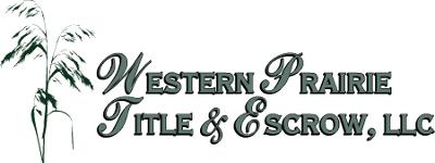 Western Prairie Title and Escrow